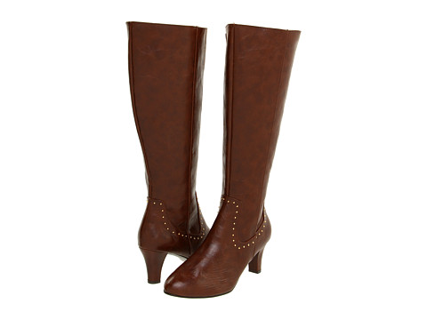 Annie Bern (Coach Antique) Women's Zip Boots