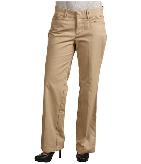 Clothing-Dockers Petite Petite Metro Trouser (Beachwood) Women's Casual Pants