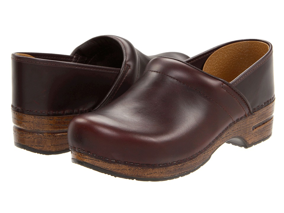 Dansko - Professional (Espresso Oiled Full Grain) Clog Shoes