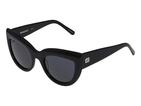 Sabre Vision - Runaway (Black/Grey Lens) Fashion Sunglasses