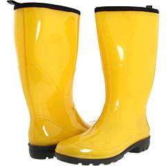 Kamik Naomi Wide (Yellow) Footwear