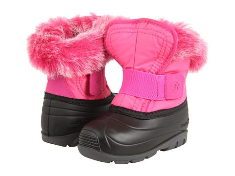 Kamik Kids - Sugarplum (Toddler) (Dark Pink) Girls Shoes