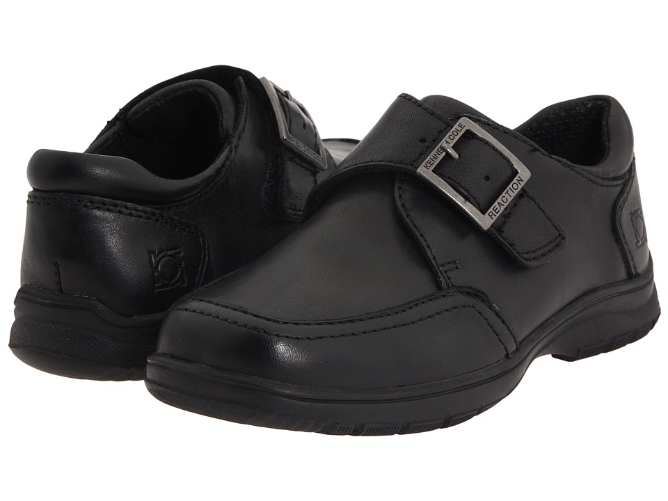 Kenneth Cole Reaction Kids On Check 2 Boys Shoes (Black)