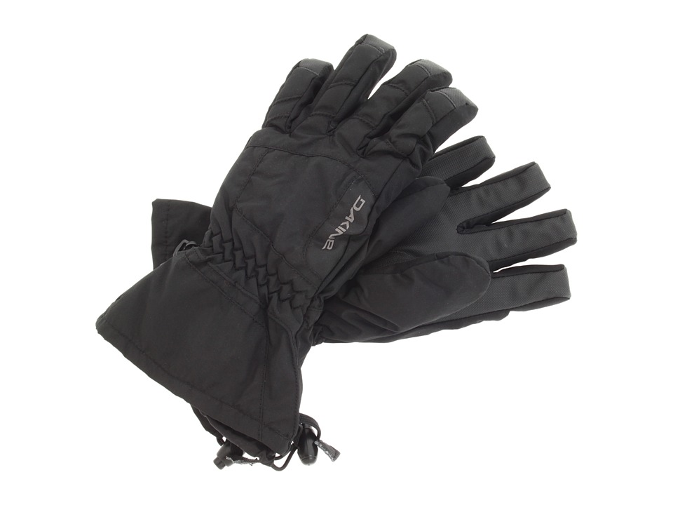 Dakine - Tracker Glove (Black 1) Extreme Cold Weather Gloves