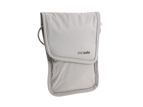 Pacsafe - Coversafe 75 Neck Pouch (Neutral Grey) Wallet