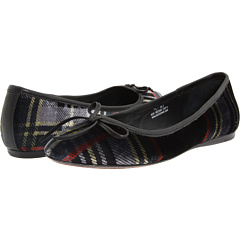 buy Born,  Franca (Black/Red Plaid Velvet),  Footwear fashion shop