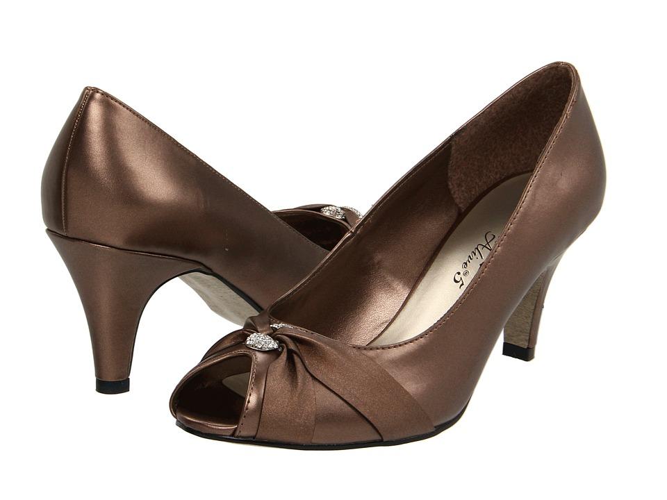 Easy Street - Sunset (Bronze) High Heels