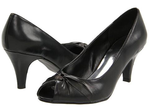 Easy Street - Sunset (Black) High Heels