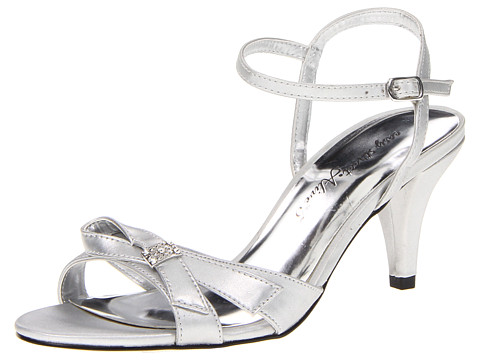 Easy Street - Starlet (Silver) Women's Sandals