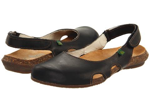 El Naturalista - Wakataua N433 (Black Leather) Women