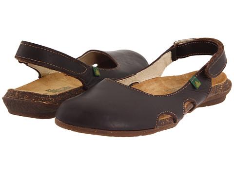 El Naturalista - Wakataua N433 (Brown Leather) Women