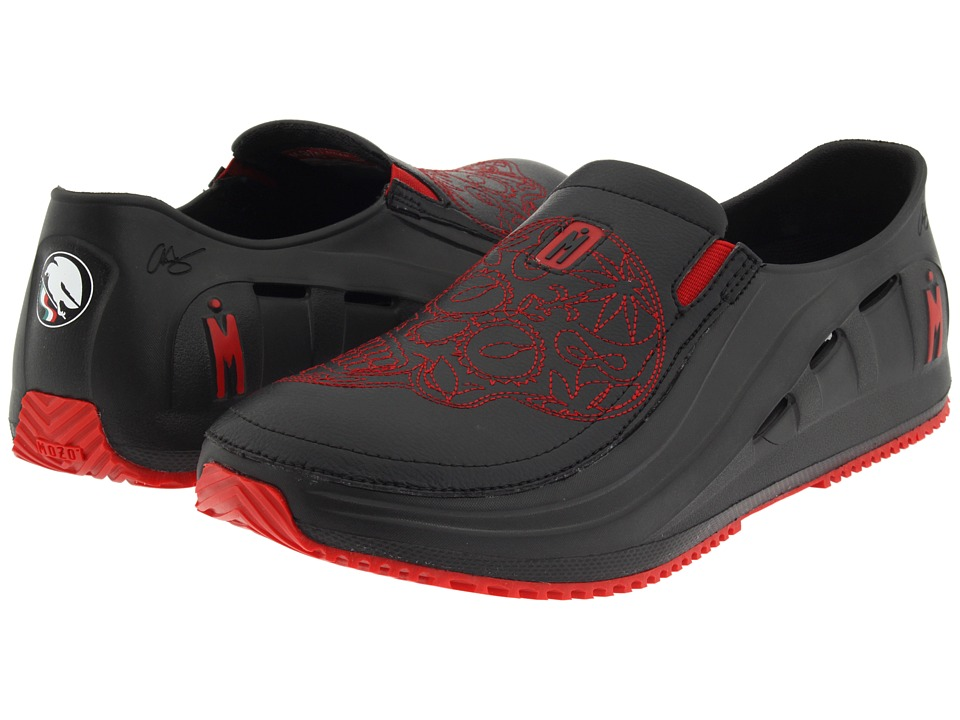 MOZO - Skull Series (Red Skull/Black) Men
