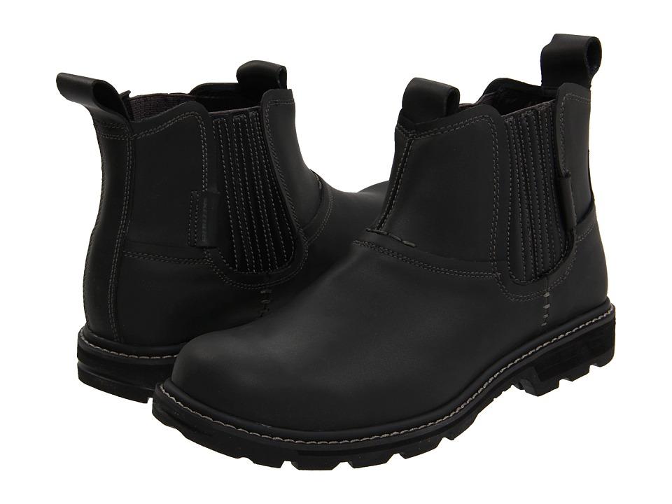 SKECHERS - Blaine - Orsen (Black) Men's Work Boots