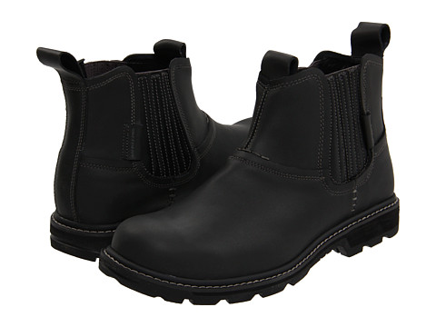 SKECHERS - Blaine - Orsen (Black) Men's Work Boots