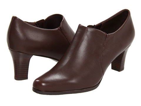 Trotters - Jolie (Dark Brown Burnished Soft Kid Leather) Women