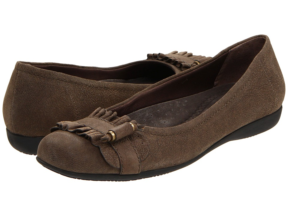 Trotters - Sydnei (Dark Grey Antique Goat Leather) Women