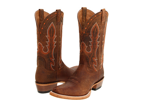 Ariat - Hotwire (Weathered Brown) Cowboy Boots