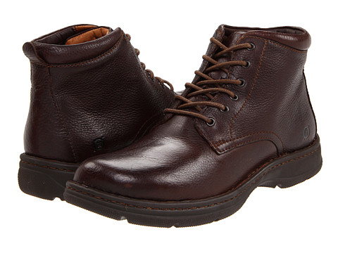 Born - Axe II (Mahogany) Men's Lace-up Boots