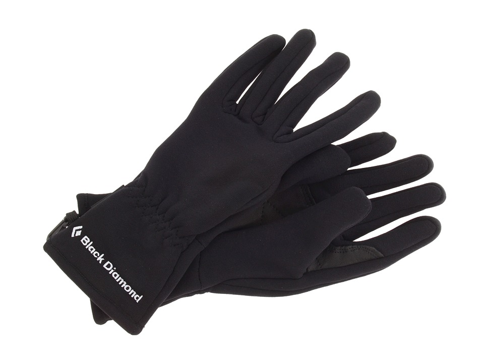 Black Diamond - MidWeight Liner (Black) Extreme Cold Weather Gloves