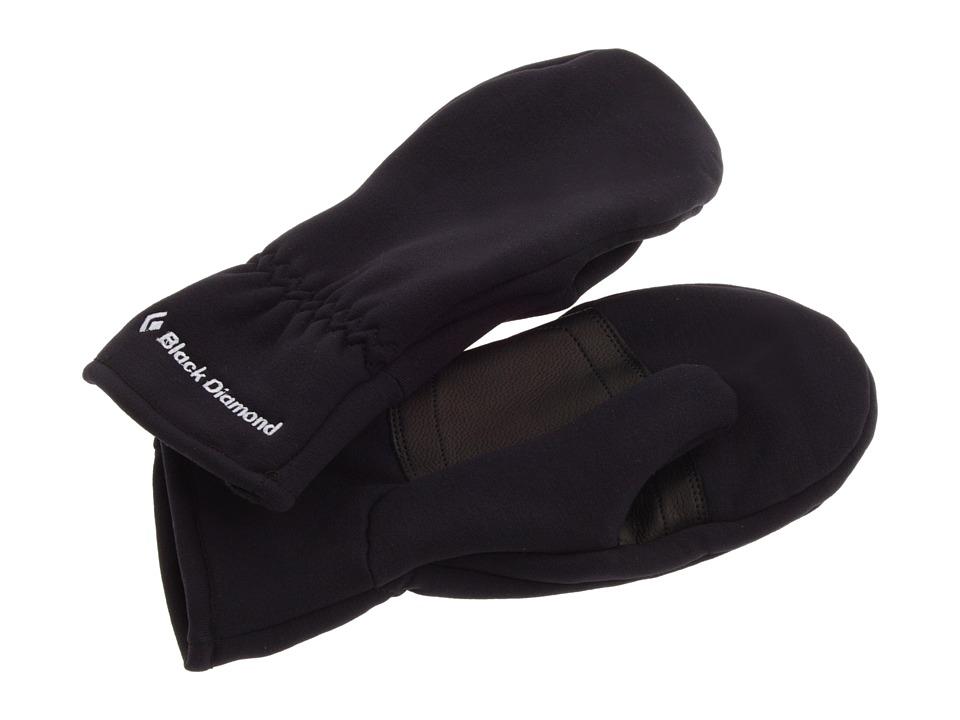 Black Diamond HeavyWeight Mitt (Black) Extreme Cold Weather Gloves