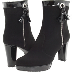 Stuart Weitzman Drippy (Black Gore Tex) Footwear