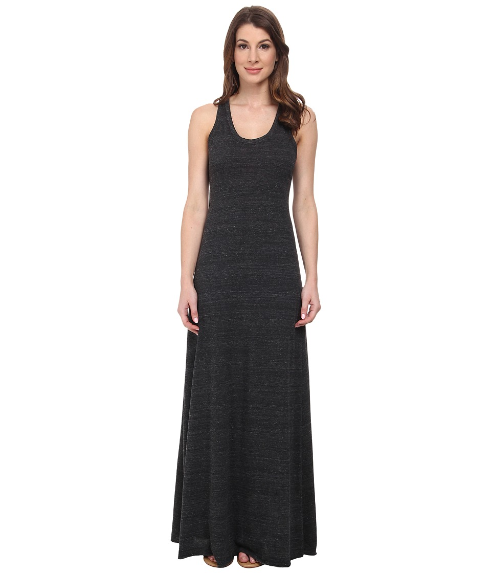 Alternative - Racerback Maxi Dress (Eco Black) Women's Dress