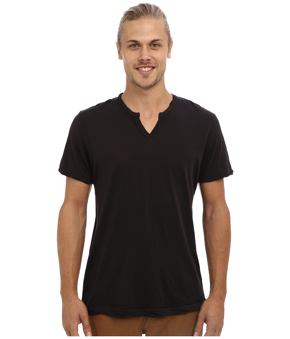 Alternative - Moroccan Tee (Black) Men's Short Sleeve Pullover