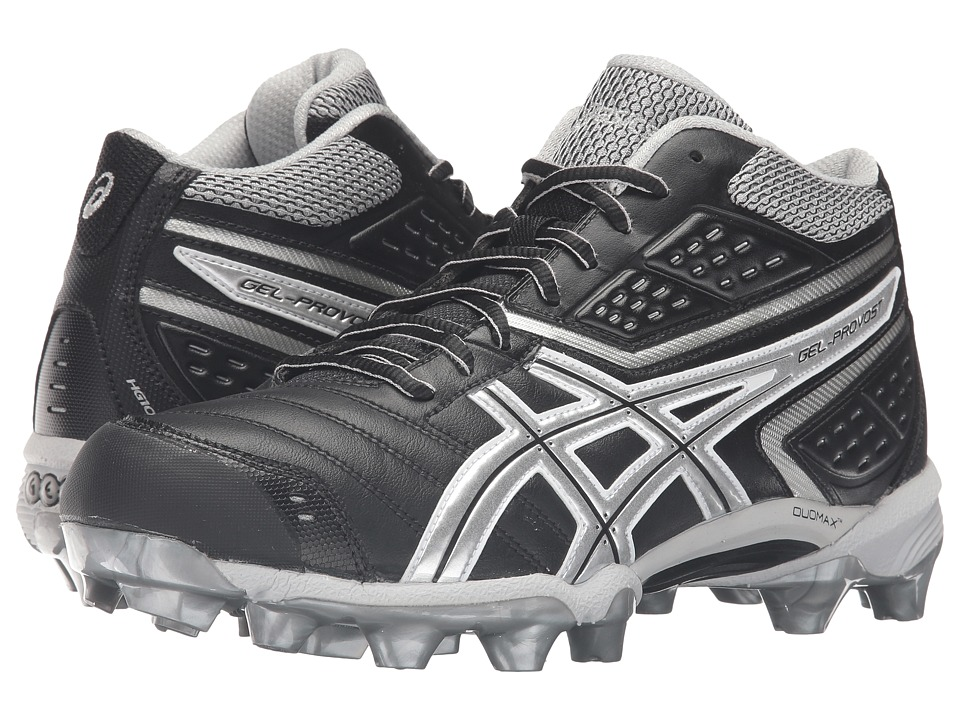ASICS GEL-Provost Mid (Black/Silver/White) Men