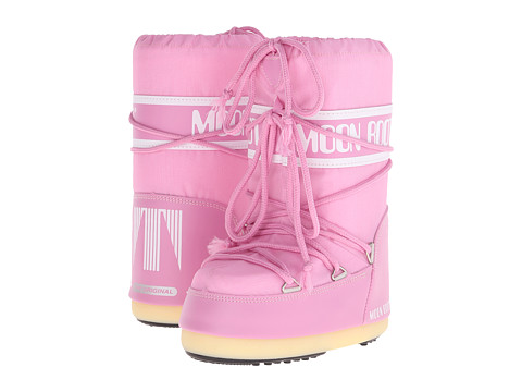 Tecnica - Moon Boot Junior FA11 (Toddler/Little Kid) (Pink) Women's Cold Weather Boots