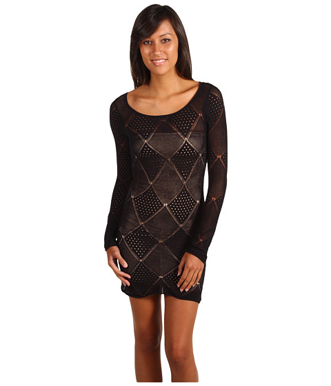 Element - Pearl Dress (Black) Women's Dress