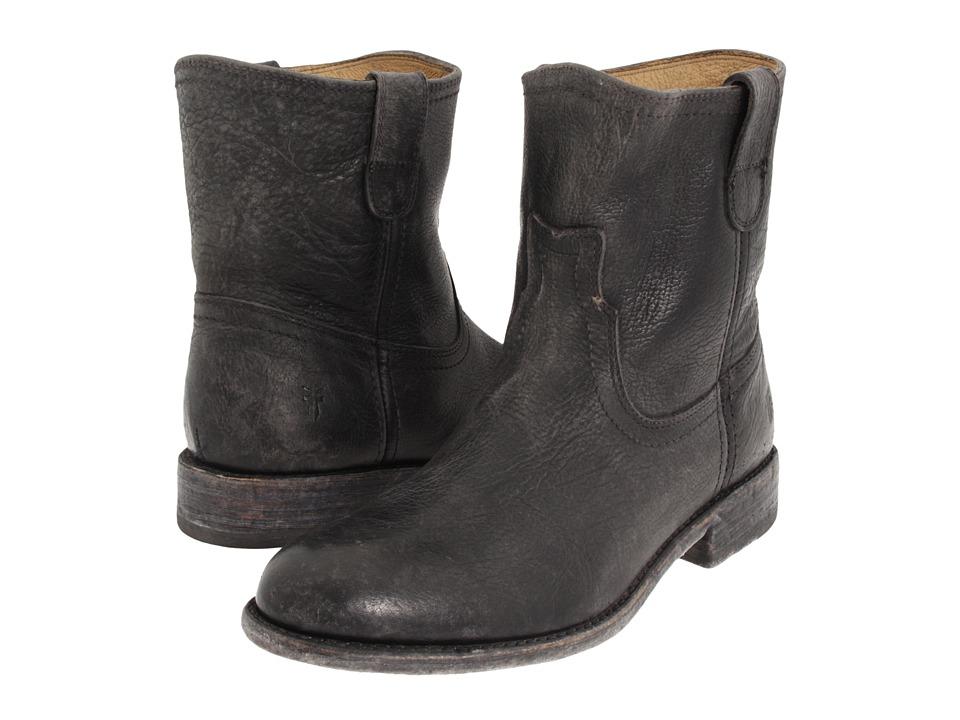 Frye - Jayden Roper (Black Stone Antiqued) Women's Boots