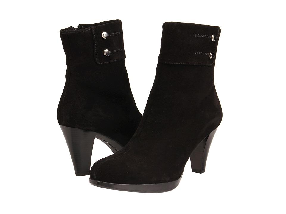 La Canadienne - Mila (Black Suede) Women's Boots