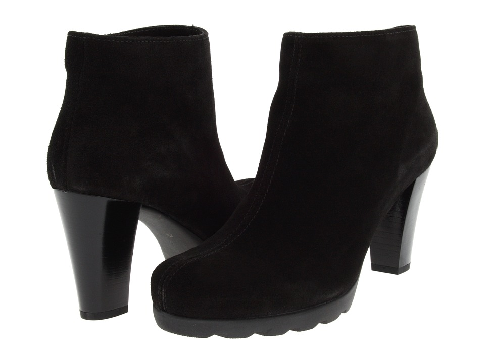 La Canadienne - Malin (Black Suede) Women's Boots