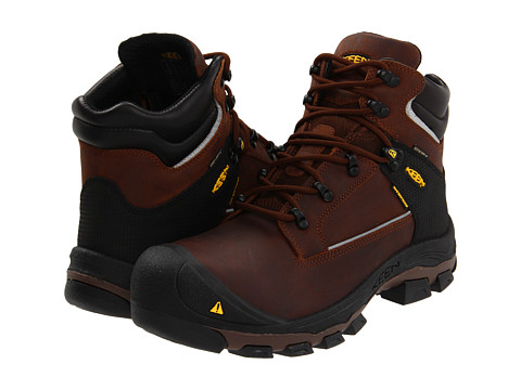 Keen Utility - Portland PR 6 (Dark Brown) Men
