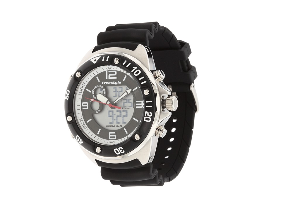 Freestyle - Precision 2.0 (Black/Black) Watches