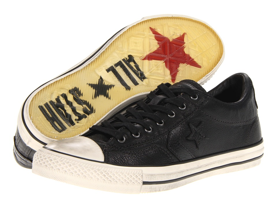 Converse by John Varvatos - Star Player Ox (Black) Men's Lace up casual Shoes