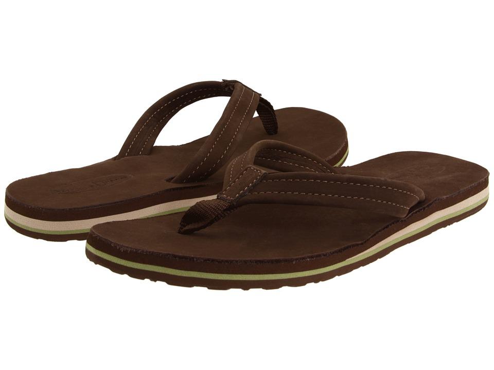 Scott Hawaii - Nohea (Chocolate) Women's Sandals
