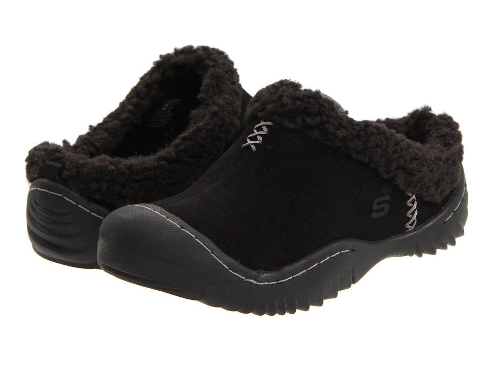 SKECHERS - Spartan - Snuggly (Black) Women's Boots