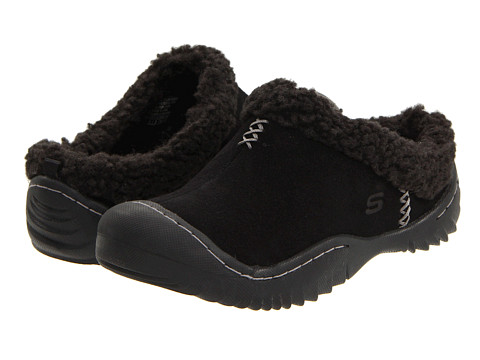 SKECHERS - Spartan - Snuggly (Black) Women