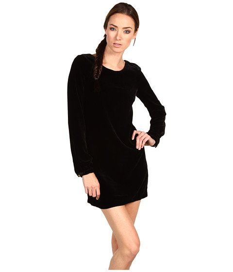 Twelfth Street by Cynthia Vincent - Lima Low Dress (Black) Women's Dress