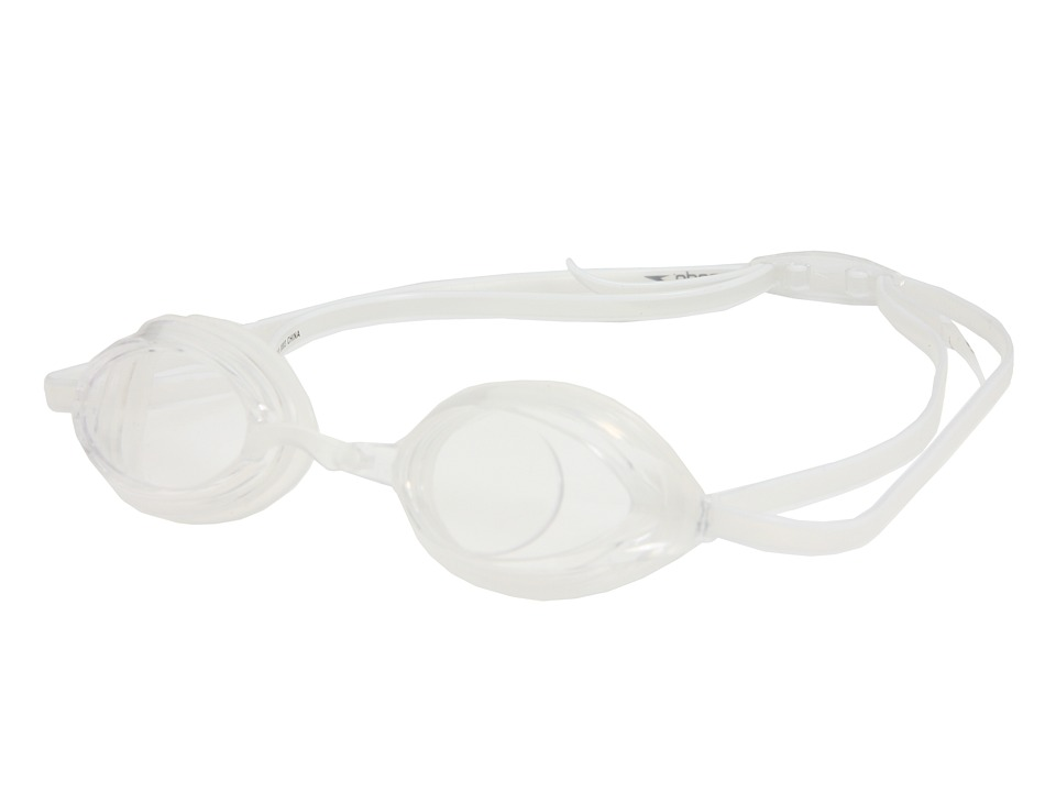 Speedo - Jr. Vanquisher 2.0 (Clear) Water Goggles
