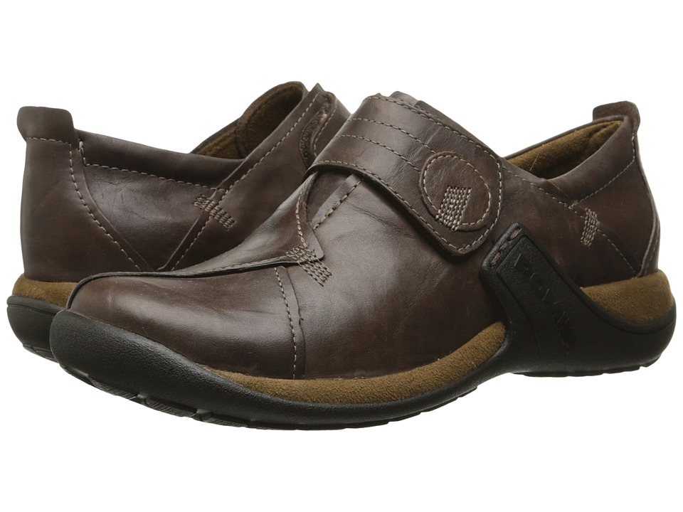 Romika - Milla 61 (Espresso) Women's Slip on Shoes