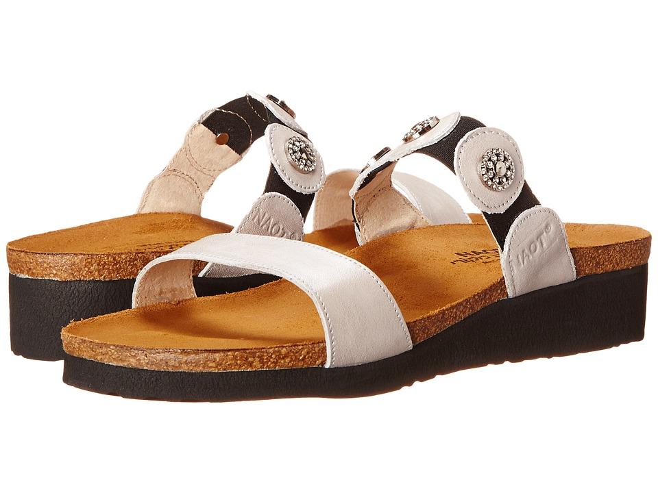 Naot Footwear - Marissa (Quartz Leather) Women's Slide Shoes