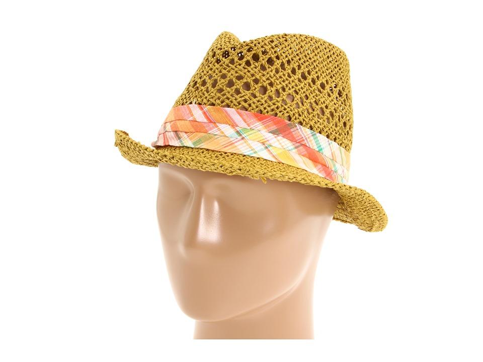 San Diego Hat Company - PBF4202 (Tobacco) Fedora Hats