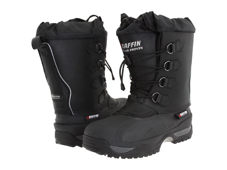Baffin - Shackleton (Black) Men's Cold Weather Boots