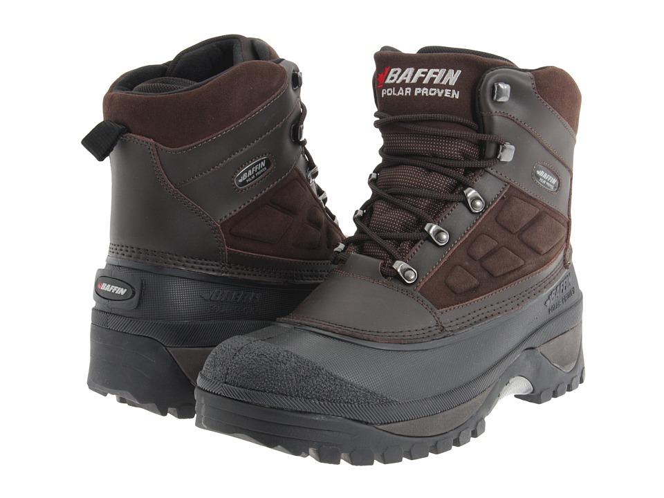 Baffin - Maple (Brown) Men's Cold Weather Boots