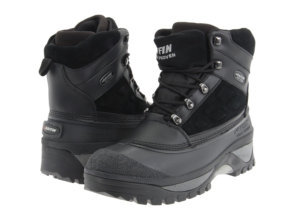 Baffin - Maple (Black) Men's Cold Weather Boots