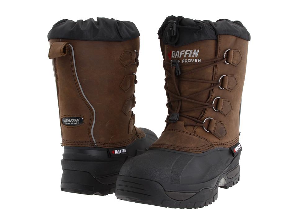 Baffin - Shackleton (Worn Brown) Men's Cold Weather Boots