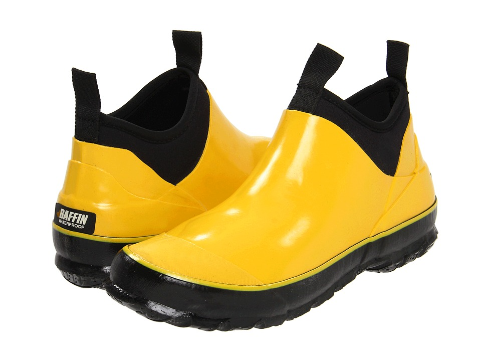 Baffin Marsh Mid (Yellow) Women