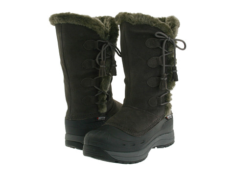 Baffin - Candy (Grey) Women's Cold Weather Boots
